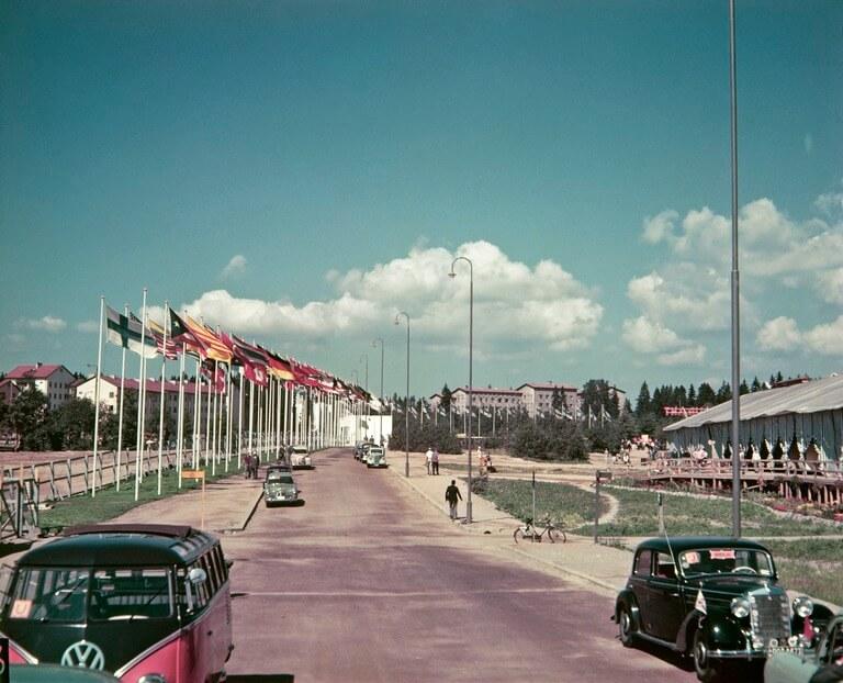 Tekijä: Olympia-kuva, 1952
