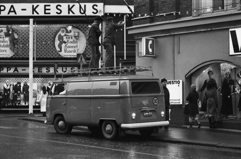 Kuva: Unto Laitila, 11/1970