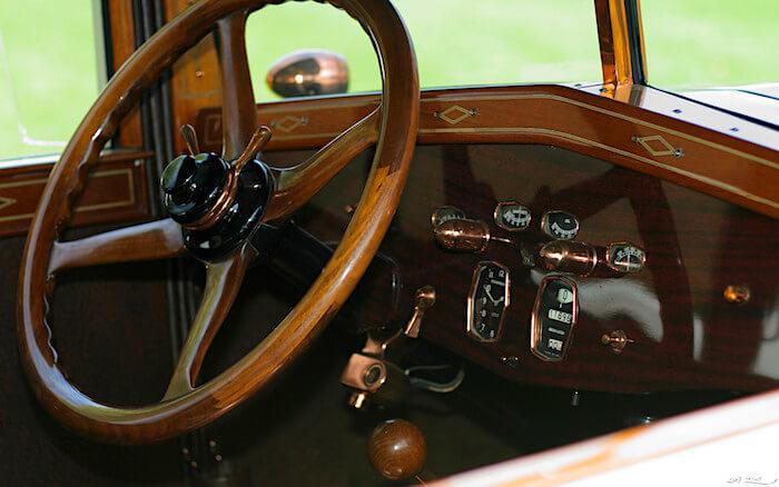 1926 Rickenbacker Super Sport Dash tekijä: Rex Gray CCBY20