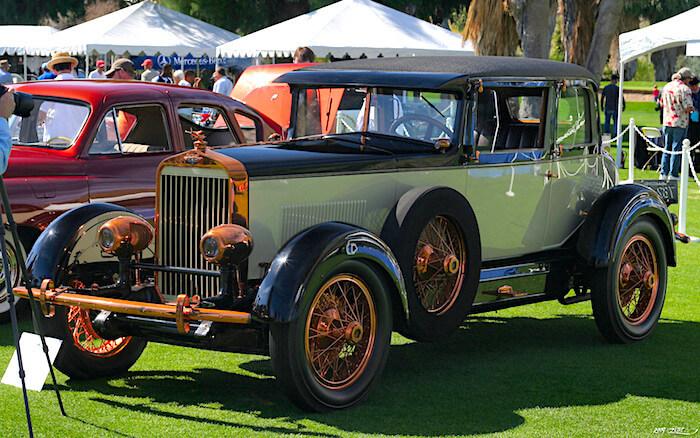 1926 Rickenbacker Super Sport tekijä: RexGray CCBY20