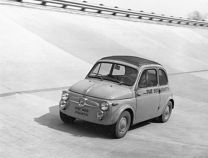 Tekijä: Fiat Abarth Press.