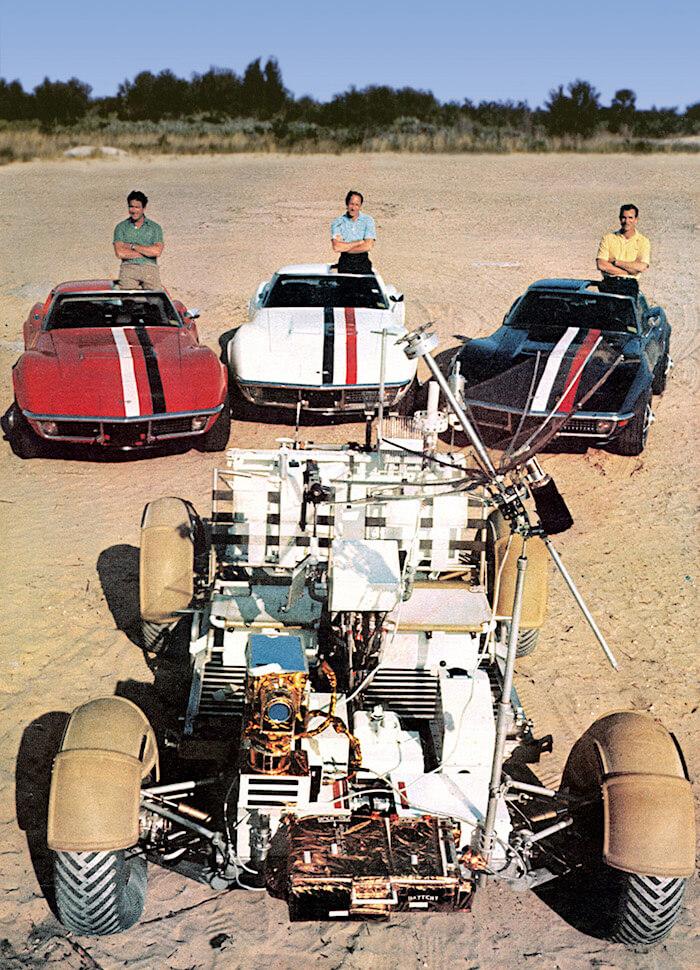 Tekijä: NASA / Life, lisenssi: CCBYNC30