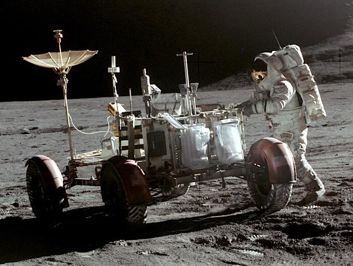 Tekijä: NASA, lisenssi: Public Domain.