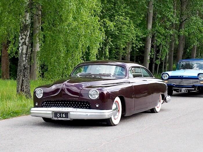 1950 Lincoln Cosmopolitan Custom. Kuva: Kai Lappalainen, lisenssi: CC-BY-40.