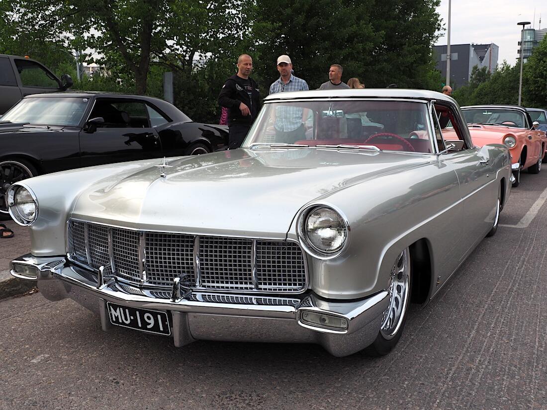 1957 Continental Mark II Hardtop Coupe custom ilmajousin. Tekijä: Kai Lappalainen, lisenssi: CC-BY-40.