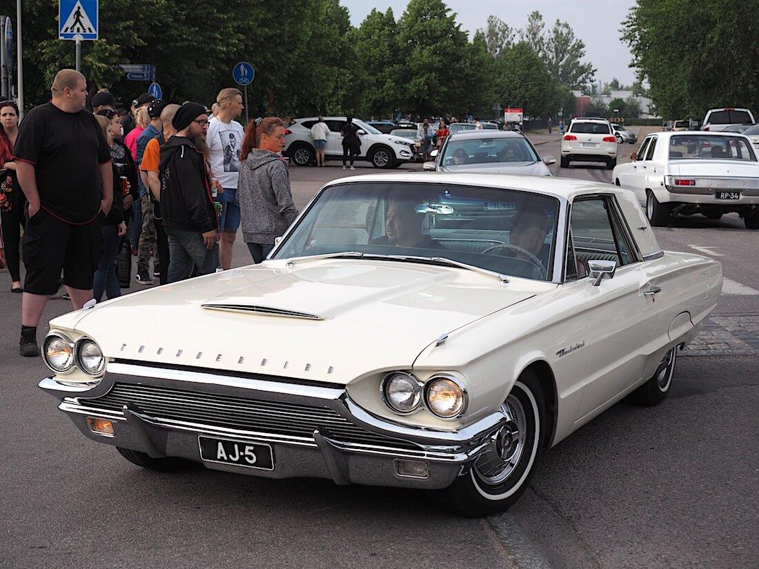 1964 Ford Thunderbird Tudor Hardtop. Tekijä: Kai Lappalainen, lisenssi: CC-BY-40.
