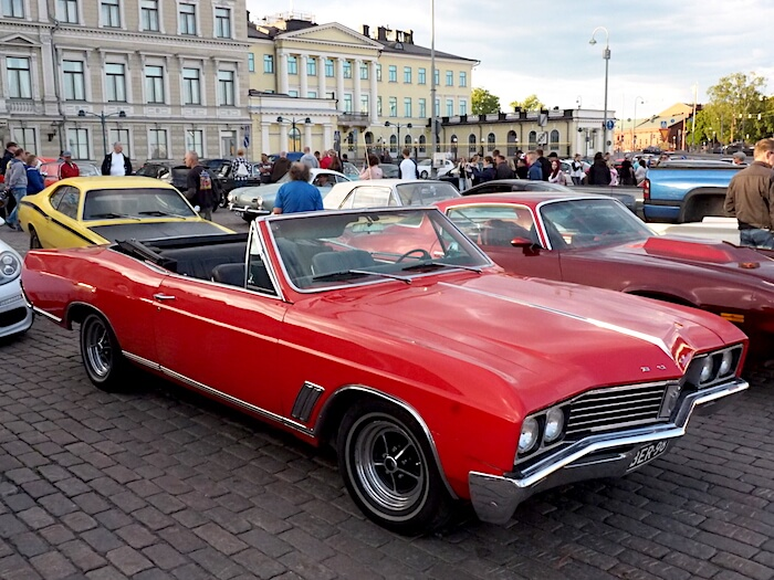1966 Buick Special Convertible. Kuva: Kai Lappalainen, lisenssi: CC-BY-40.