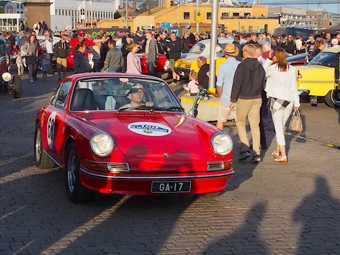 1968 Porsche 912. Kuva: Kai Lappalainen, lisenssi: CC-BY-40.