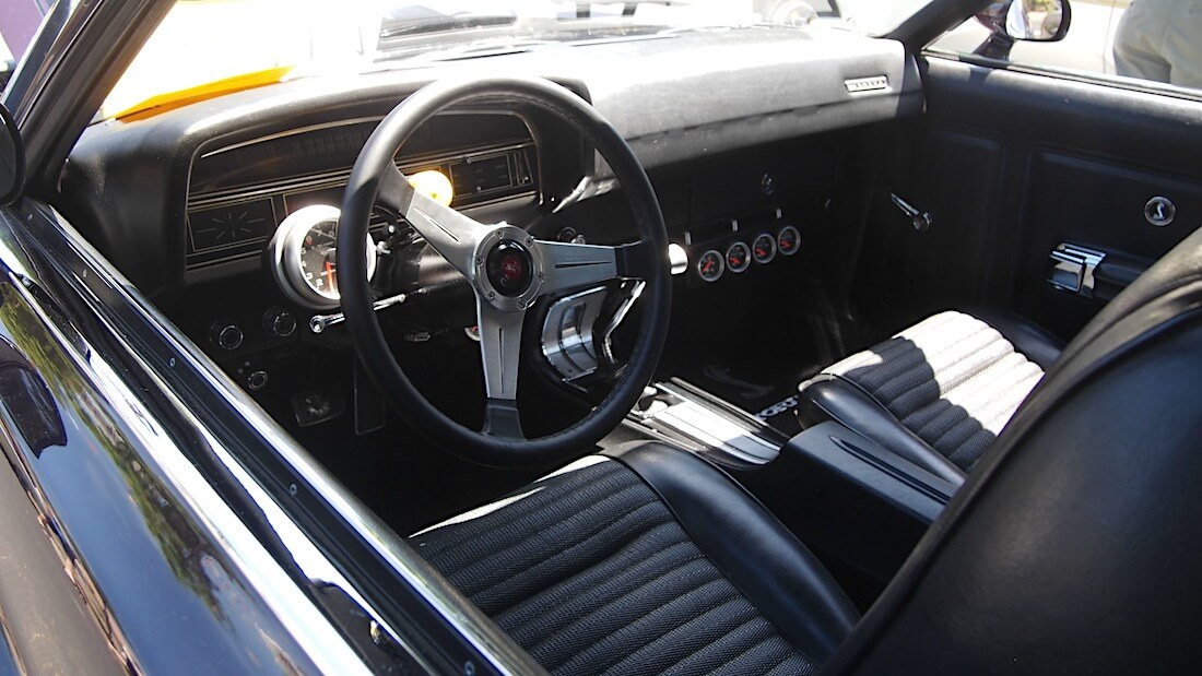 1970 Ford Torino Cobra Jet. Kuva: Jack Snell, lisenssi: CCBYND20.