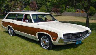 1970 Ford Torino Station Wagon. Kuva: Joe Ross, lisenssi: CCBYSA20.