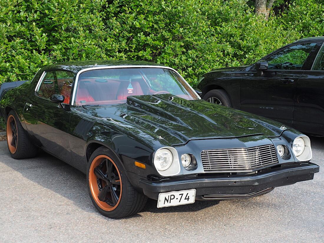 1978 Chevrolet Camaro Sport Coupe. Tekijä: Kai Lappalainen, lisenssi: CC-BY-40.