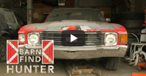 Kuva: The Barn Find Hunter / Hagerty