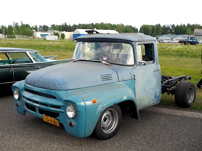 ZIL custom pickup. Kuva: Kai Lappalainen, lisenssi: CC-BY-40