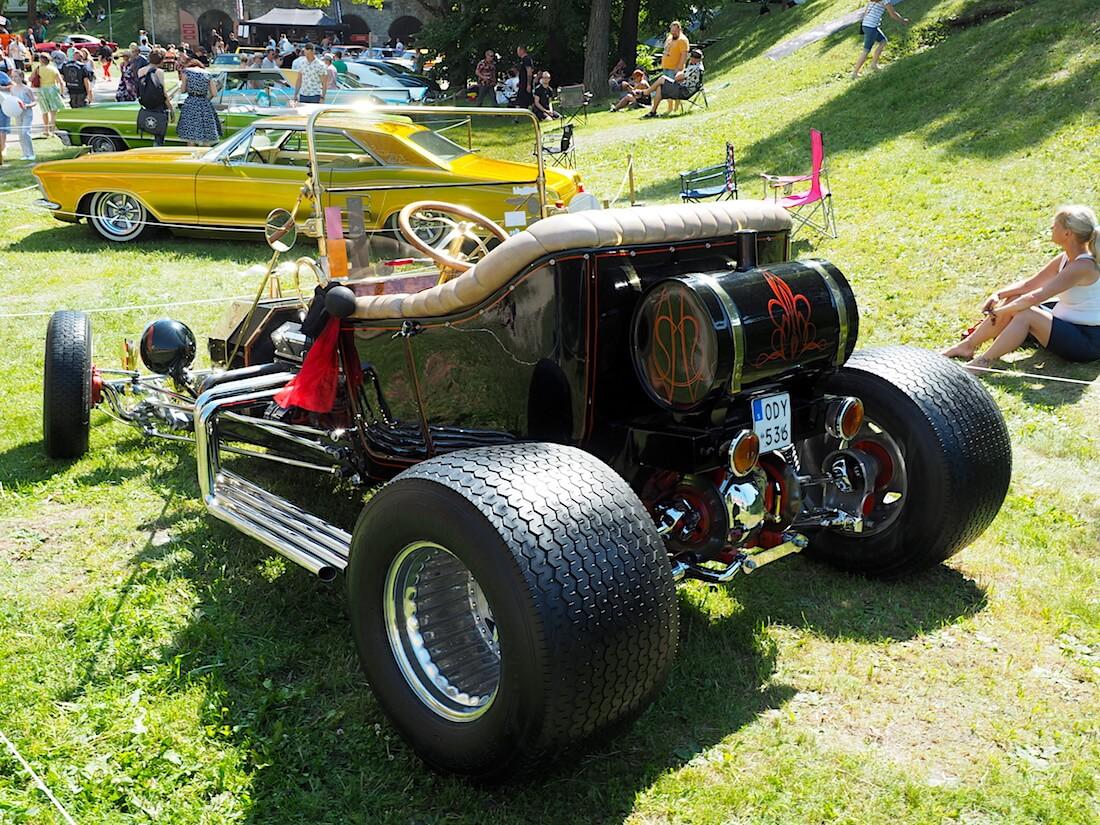 1923 Ford T-Bucket rodi. Tekijä: Kai Lappalainen, lisenssi: CC-BY-40.