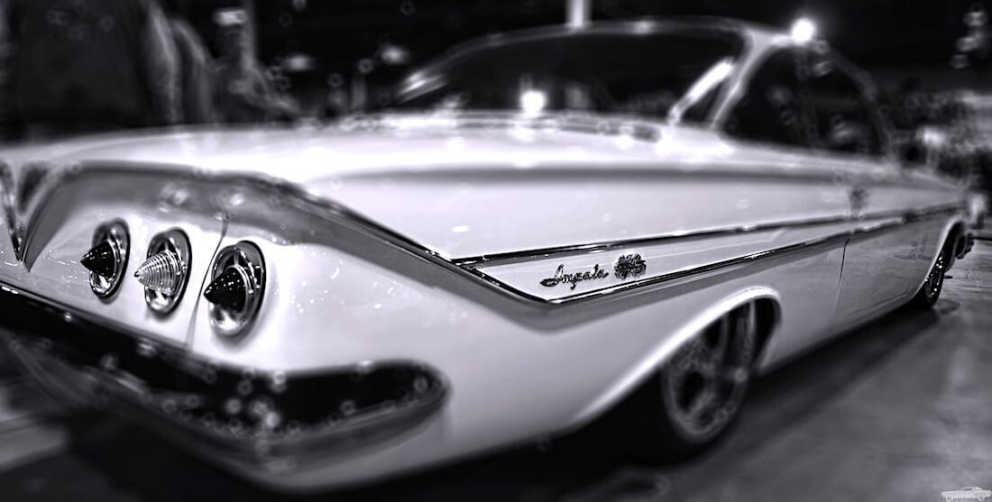 1961 Chevrolet Impala SS – Super Sport with V8. Kuva: Chad Horwedel, CCBYNCND20.