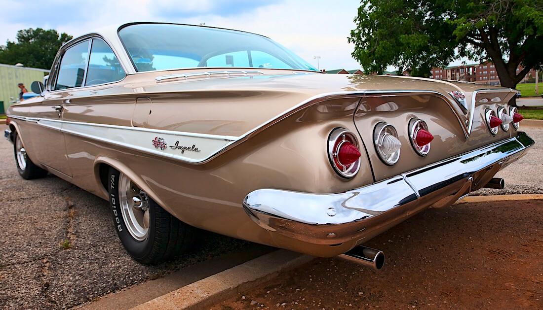 1961 Chevrolet Impala SS Super Sport. Kuva: George Thomas, lisenssi: CCBYNCND20.