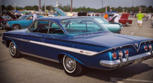 1961 Chevrolet Impala SS. Tekijä: Mobilus In Mobili, lisenssi: CCBY20.