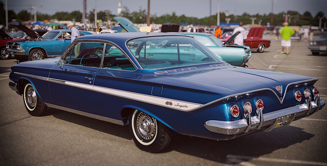 1961 Chevrolet Impala SS. Tekijä: Mobilus In Mobili, lisenssi: CCBY20