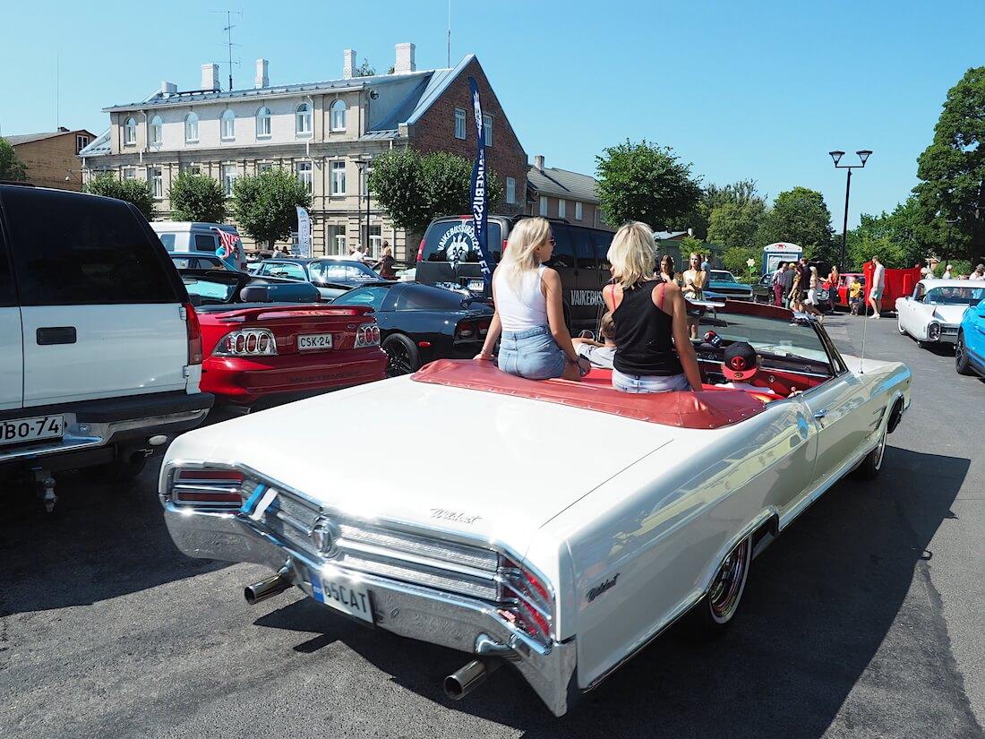 1965 Buick Wildcat avo. Tekijä: Kai Lappalainen, lisenssi: CC-BY-40.