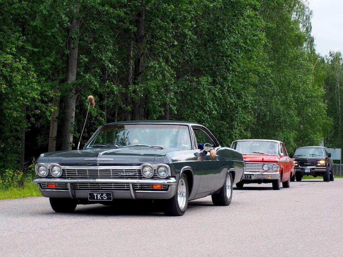 1965 Chevrolet Impala 2d hardtop. Tekijä: Kai Lappalainen, lisenssi: CC-BY-40.