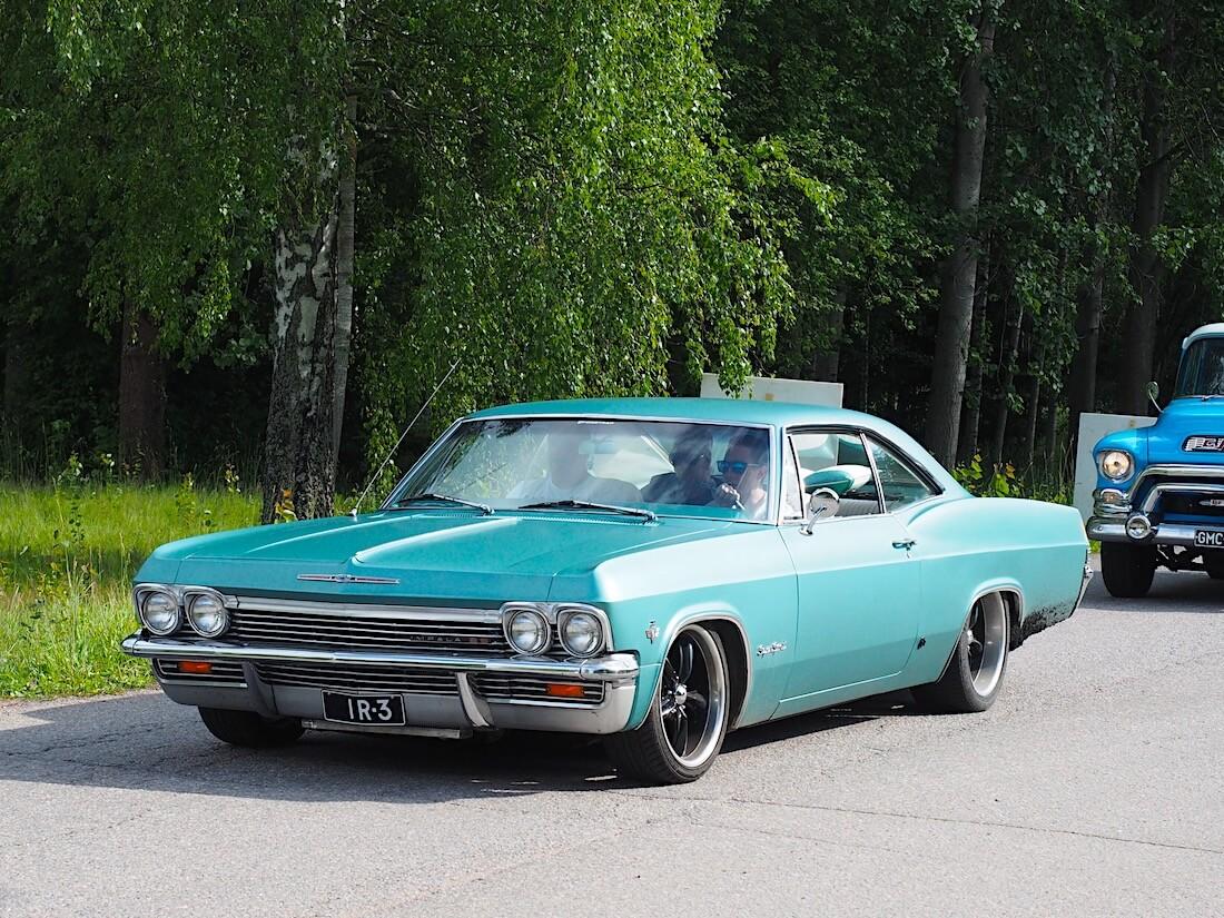 1965 Chevrolet Impala SS super sport. Tekijä: Kai Lappalainen, lisenssi: CC-BY-40.