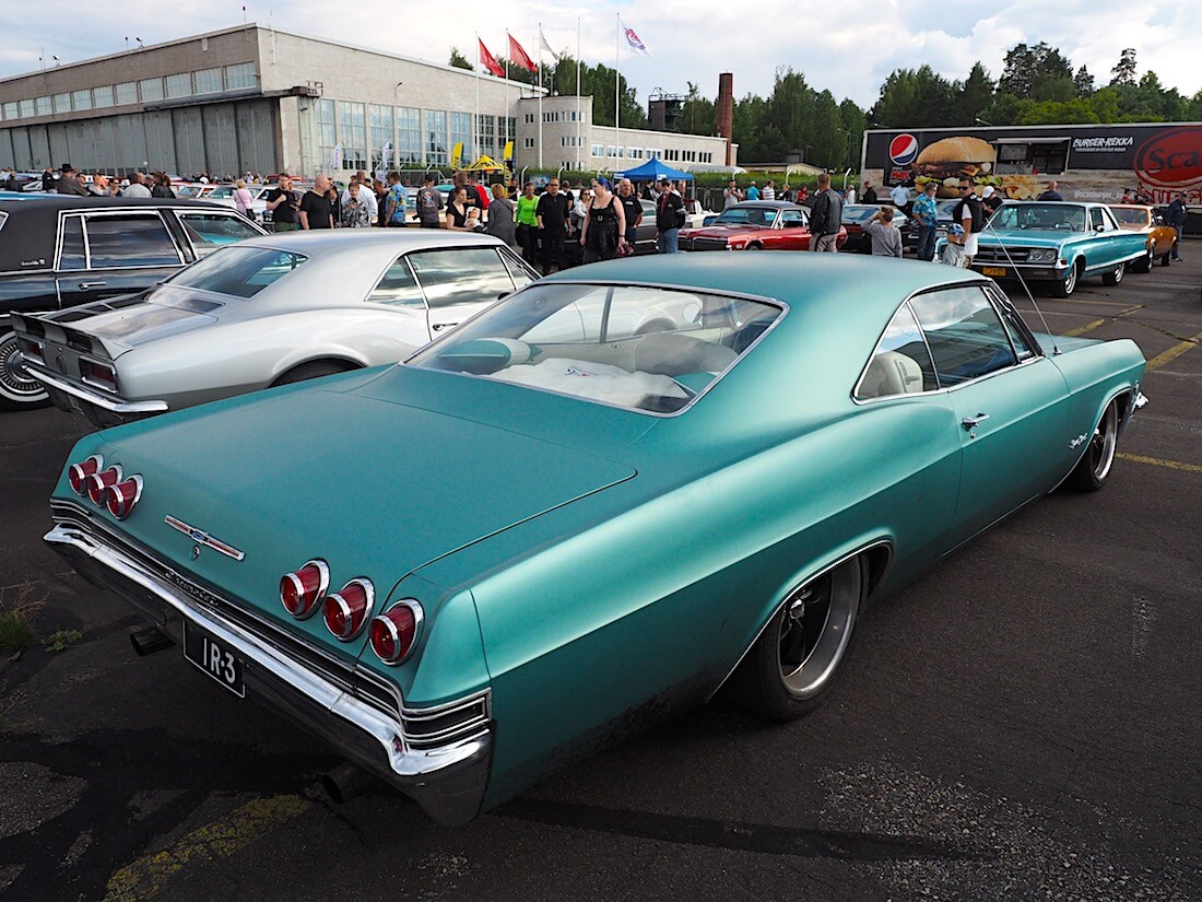1965 Chevrolet Impala Super Sport. Tekijä: Kai Lappalainen, lisenssi: CC-BY-40.