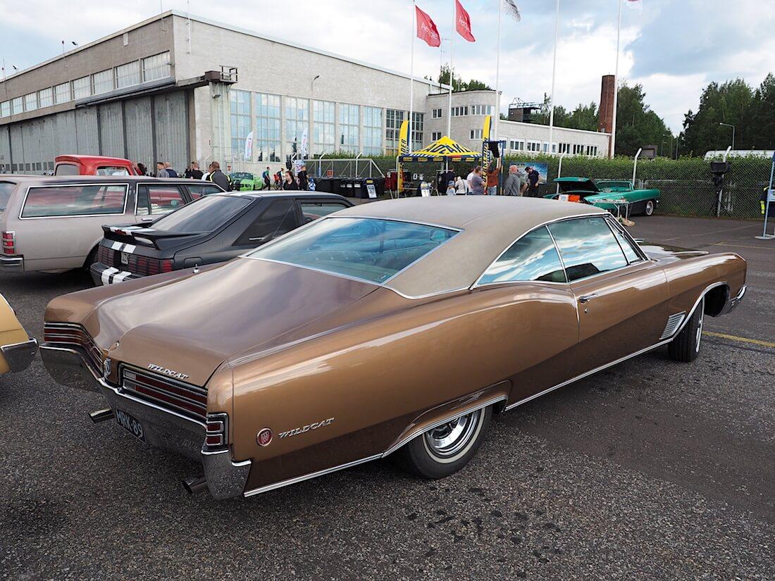 1967 Buick Wildcat 430 2d coupe. Tekijä: Kai Lappalainen, lisenssi: CC-BY-40.