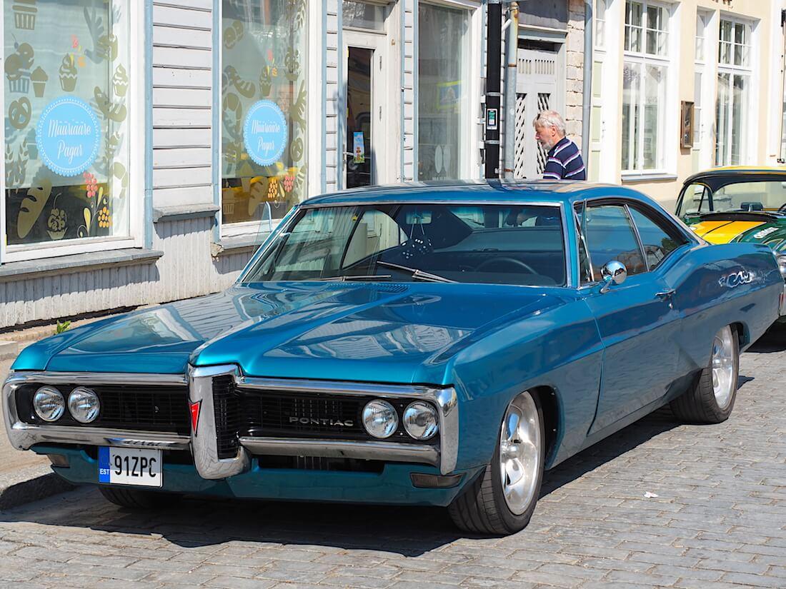 1967 Pontiac Executive 400cid. Tekijä: Kai Lappalainen, lisenssi: CC-BY-40.