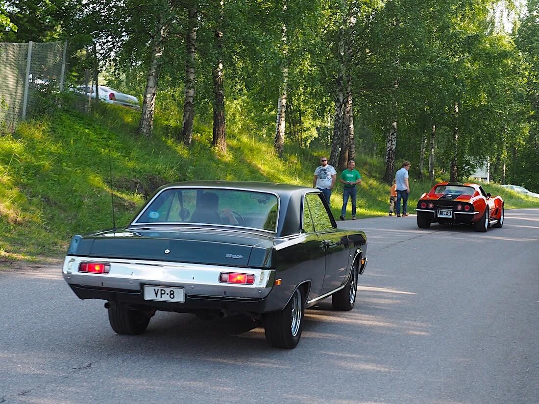 1973 Plymouth Valiant Scamp. Tekijä: Kai Lappalainen, lisenssi: CC-BY-40.