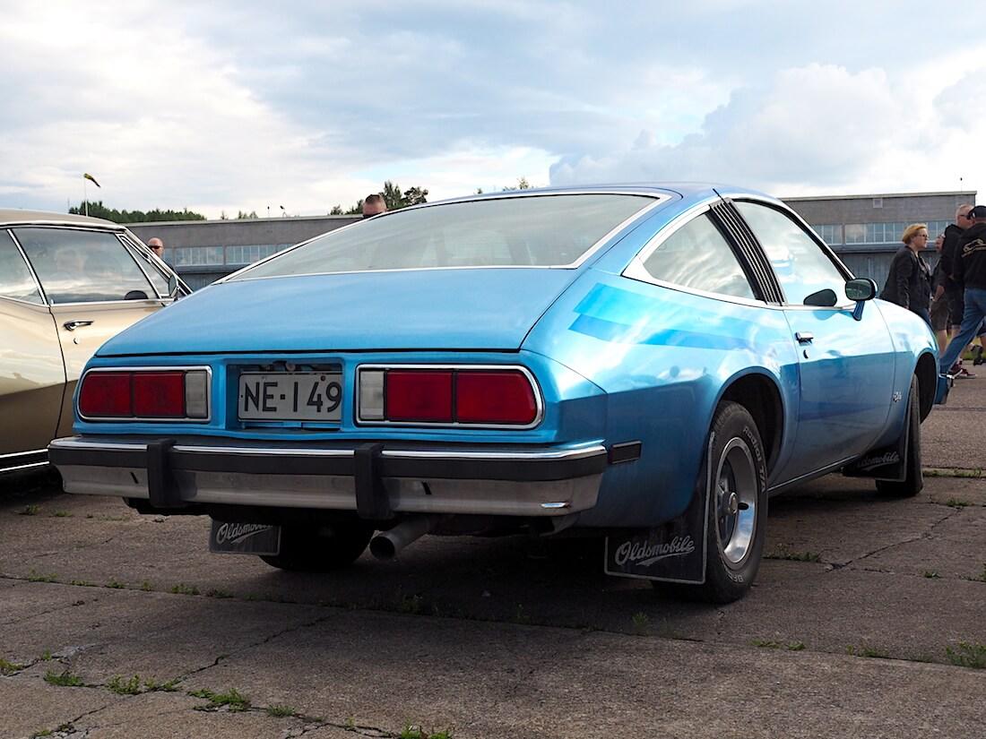 1979 Oldsmobile Starfire SX coupe. Tekijä: Kai Lappalainen, lisenssi: CC-BY-40.