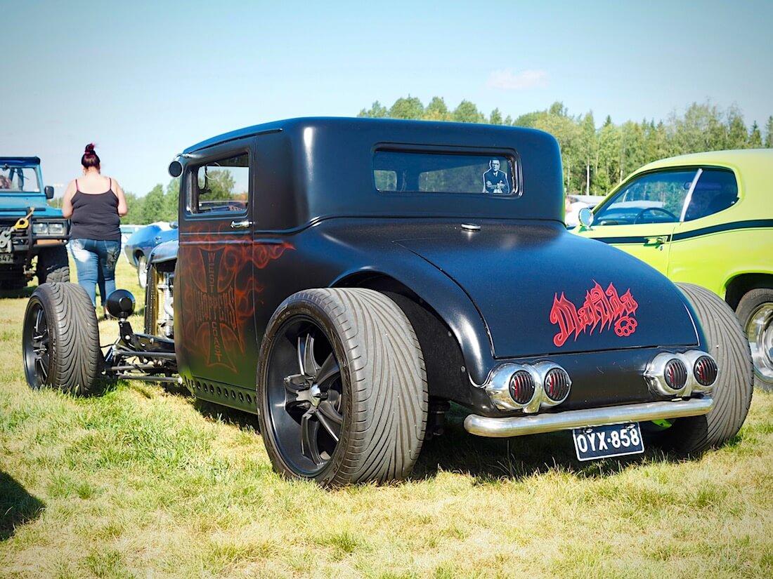 1928 Hudson Essex Super Six Coupe rodi. Kuvan tekijä: Kai Lappalainen. Lisenssi: CC-BY-40.