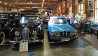 Kuvaraportti: Vehoniemen automuseo
