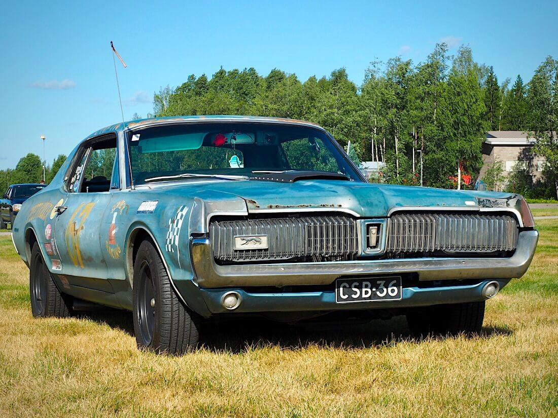 1967 Mercury Cougar Electric Shaver. Kuvan tekijä: Kai Lappalainen. Lisenssi: CC-BY-40.