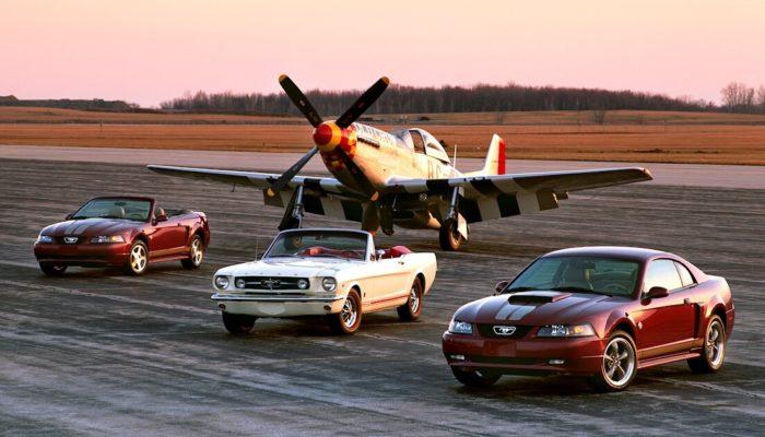 Testaa tietosi – 11 kysymystä Ford Mustangista