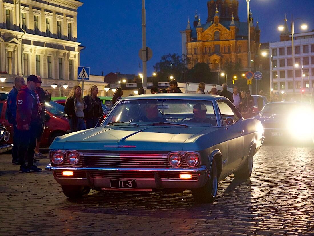 1965 Chevrolet Impala Super Sport. Tekijä: Kai Lappalainen. Lisenssi: CC-BY-40.