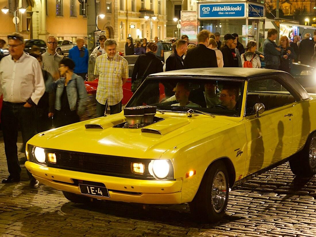 1971 Dodge Dart custom. Tekijä: Kai Lappalainen. Lisenssi: CC-BY-40.