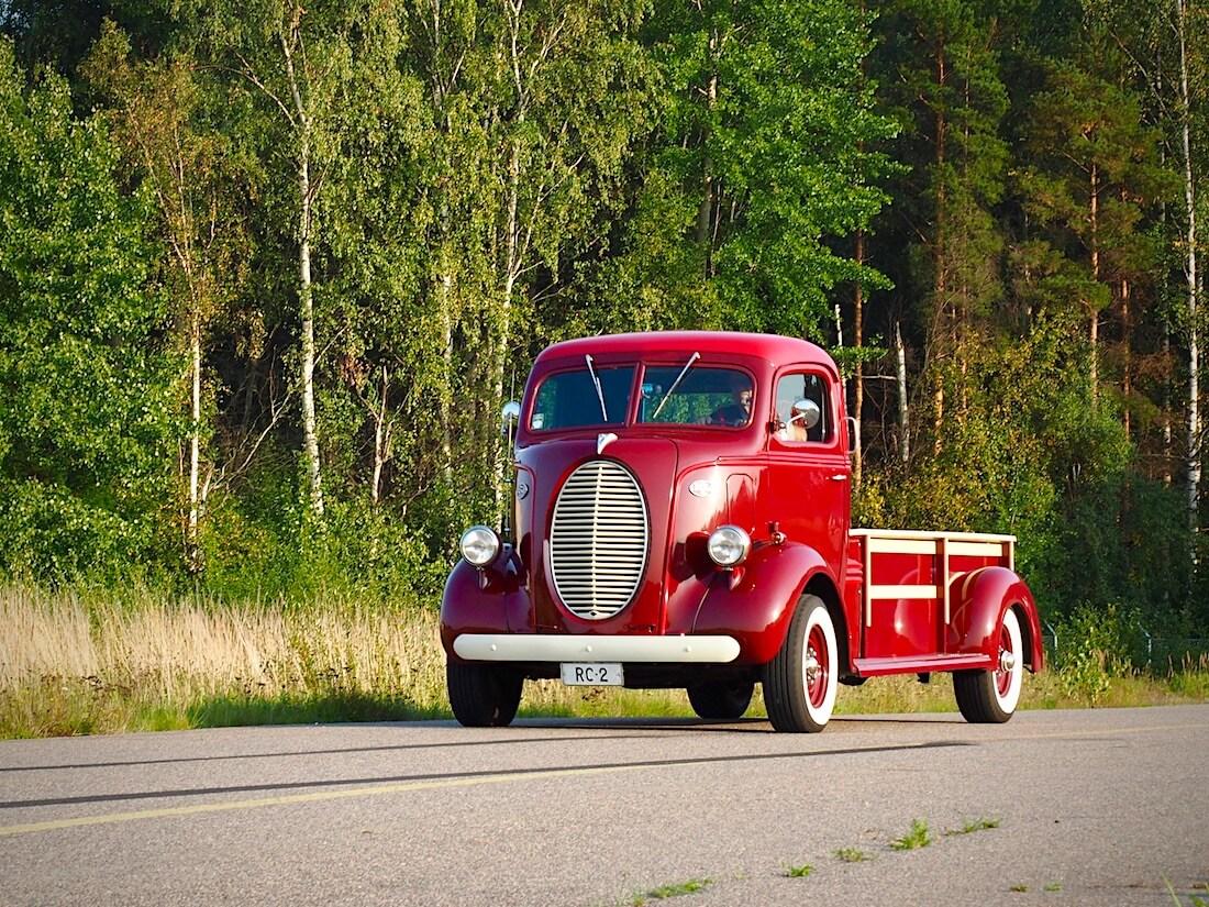Ford Cab-Over-Engine COE kuorma-auto. Tekijä: Kai Lappalainen. Lisenssi: CC-BY-40.