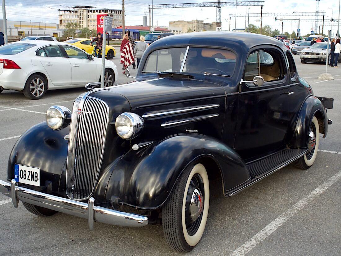 1936 Chevrolet Master Business Coupe. Tekijä: Kai Lappalainen. Lisenssi: CC-BY-40.