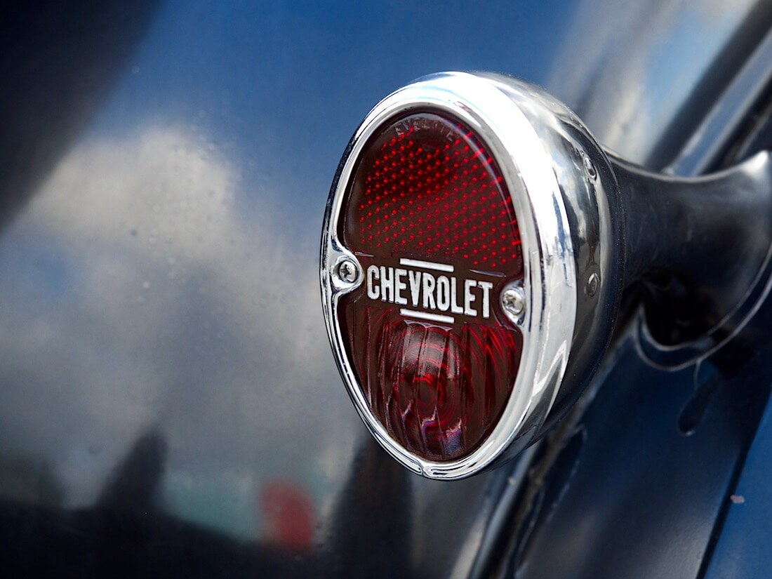 1936 Chevrolet Master Busines Coupe takavalo. Tekijä: Kai Lappalainen. Lisenssi: CC-BY-40.