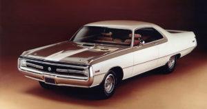Cruising-helmi: nopea ja ylellinen 1970 Chrysler 300 HURST