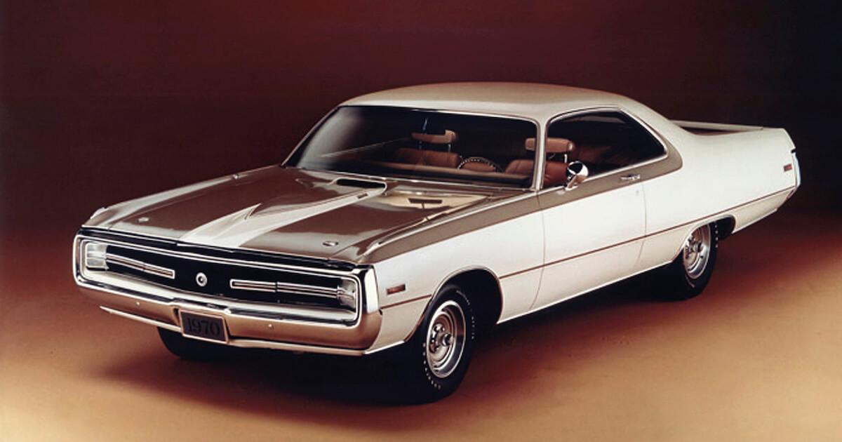 1970 Chrysler 300H 440cid TNT V8. Kuva: Fiat Chrysler Automobiles. Lisenssi: CC-BY-NC-ND-20.