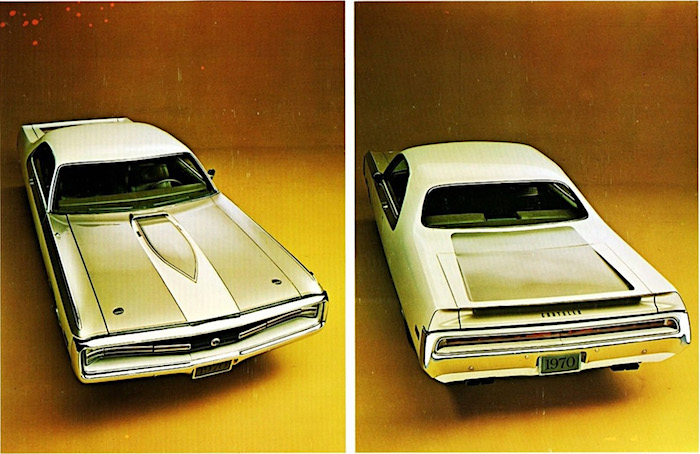 1970 Chrysler 300H HURST auton myyntiesitekuva. Kuva: Fiat Chrysler Automobiles. Lisenssi: CC-BY-NC-ND-20.