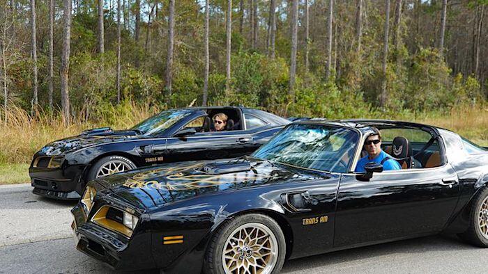 2018 Trans Am ja 1978 Pontiac Trans Am Bandit. Kuva ja copyright: Discovery Networks.