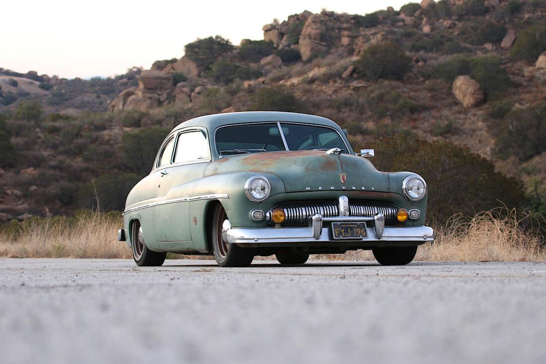 1949 Mercury Coupe Derelict. Kuva ja copyright: ICON.