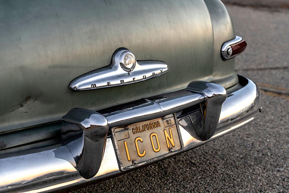 1949 Mercury Coupe Darelict takapuskuri. Kuva ja copyright: ICON.