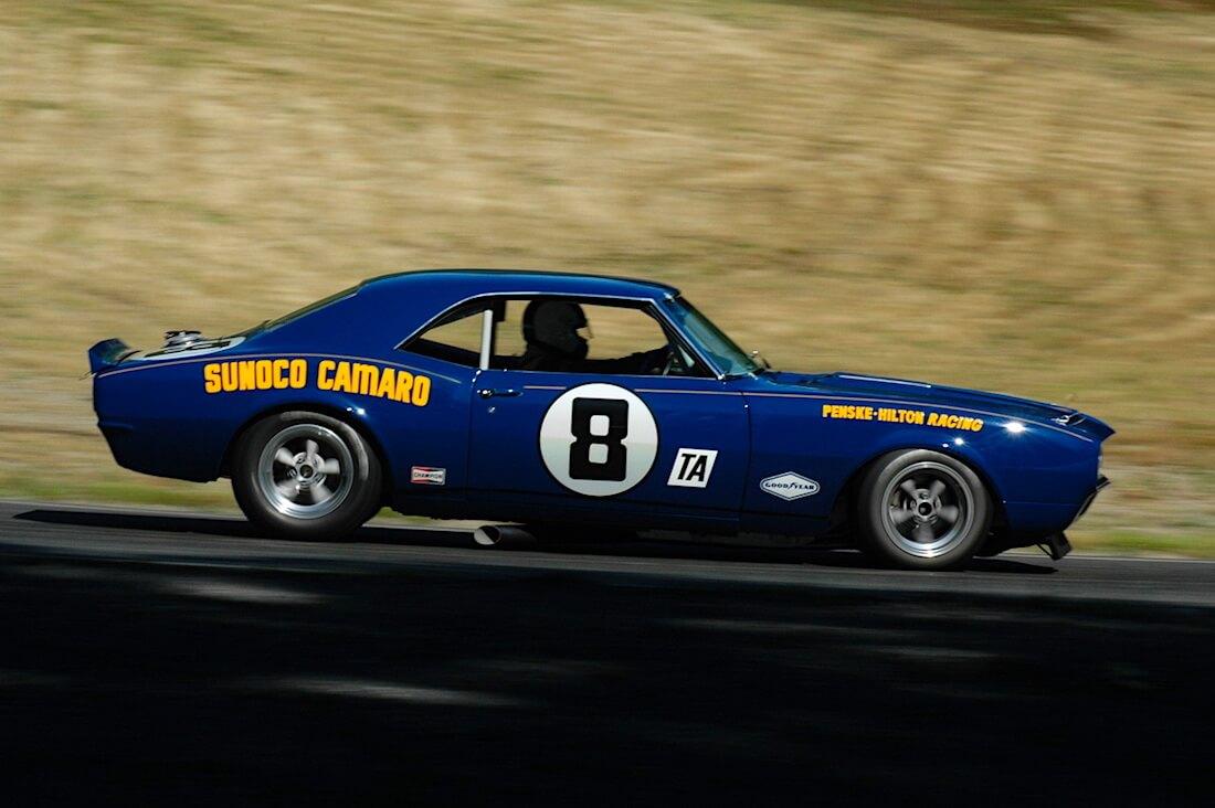 1968 Sunoco Camaro Z/28 Trans Am replica. Kuva: Jim Culp. Lisenssi: CCBYNC20.