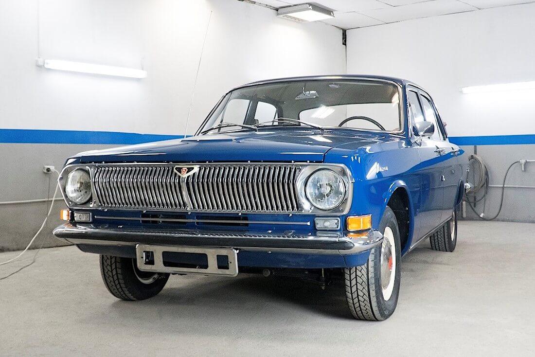 Entisöity 1976 Volga GAZ-24. Kuva ja copyright: RoadCarsMasters.