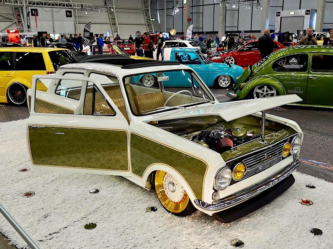 1965 Vauxhall Viva Custom turbomoottorilla. Kuva: Kai Lappalainen. Lisenssi: CC-BY-40.