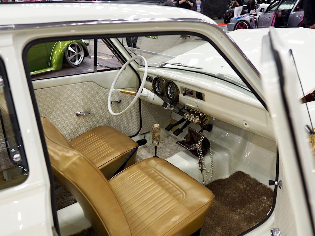 1965 Vauxhall Viva custom American Car Show. Kuva: Kai Lappalainen. Lisenssi: CC-BY-40.