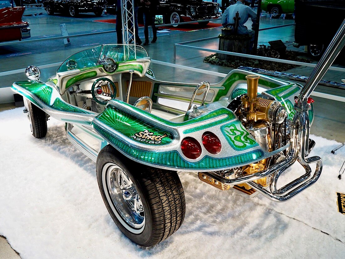 1967 VW Beach Buggy Judson Supercharger. Kuva: Kai Lappalainen. Lisenssi: CC-BY-40.